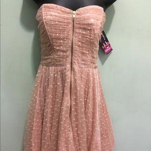 Blonde Nites Women's Dress